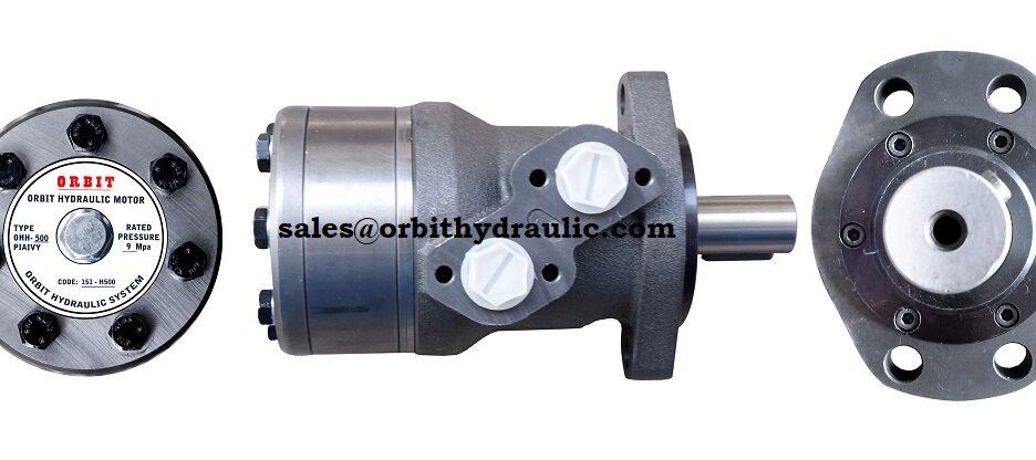Danfoss OMH Hydraulic Motor India