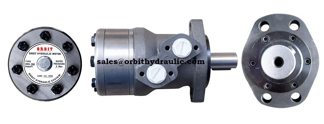 OMH Hydraulic Motor India